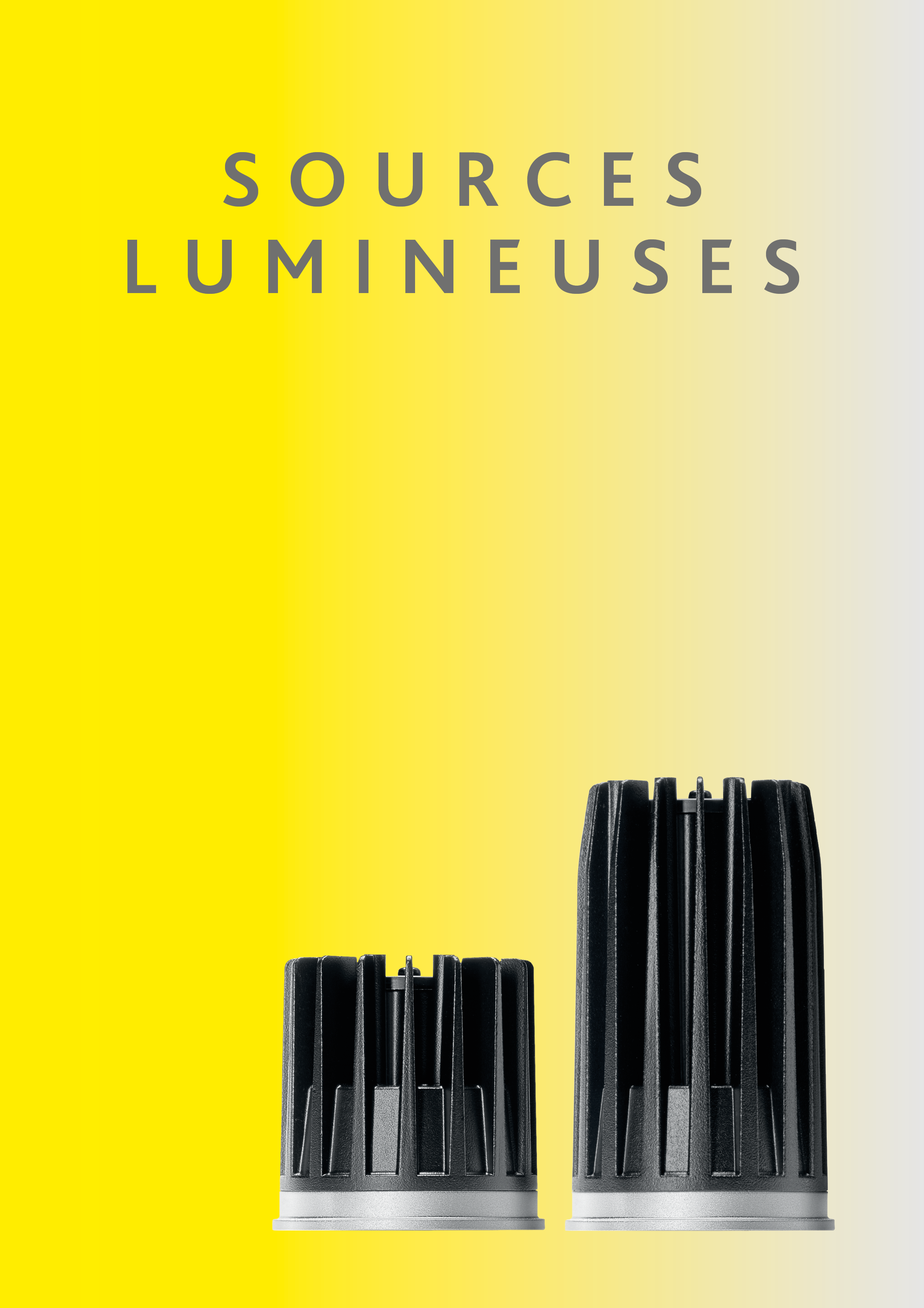 Sources lumineuses